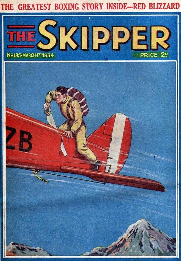 The Skipper, No. 185, March 17, 1934