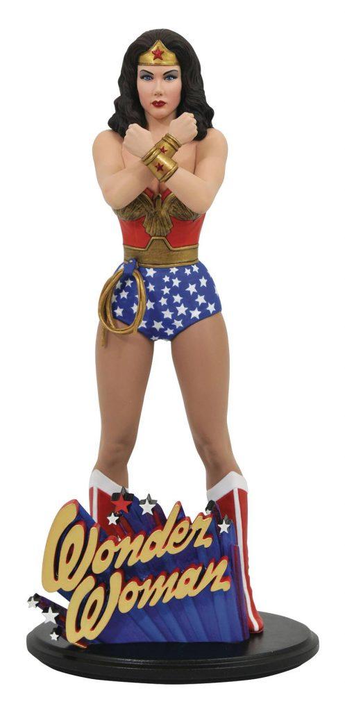 Wonder Woman Classic TV PVC Statue