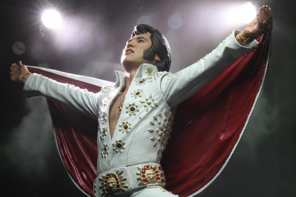 Elvis Presley 1972 Action Figure