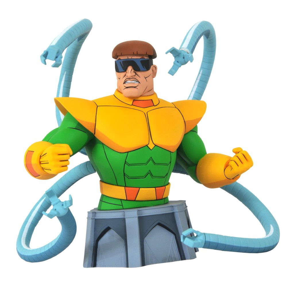 Marvel Animated Bust - Doctor Octopus