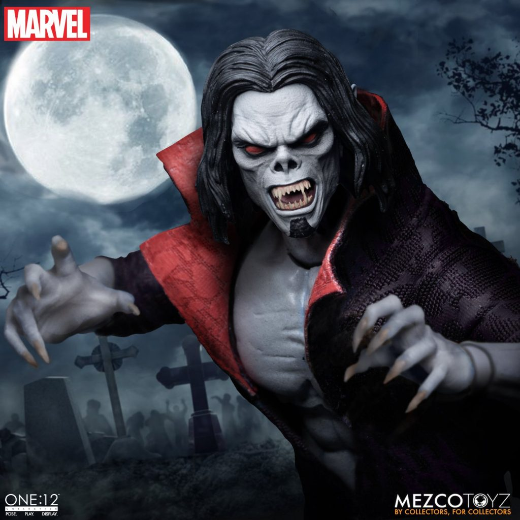 One-12 Collective - Morbius Action Figure