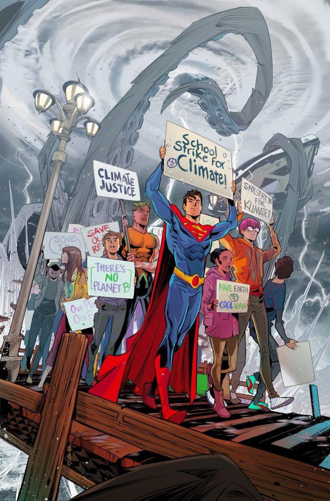 Superman: Son of Kal-El No. 7 Variant Cover
