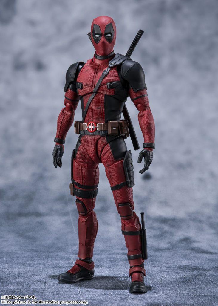 S.H. Figuarts Deadpool Action Figure