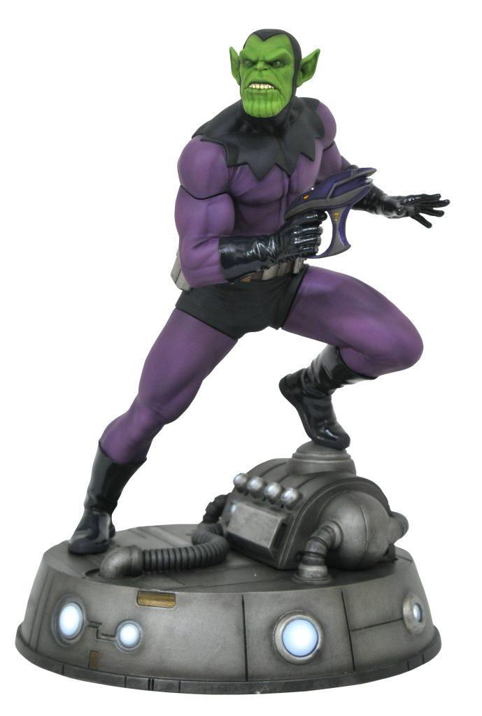 Skrull PVC Statue