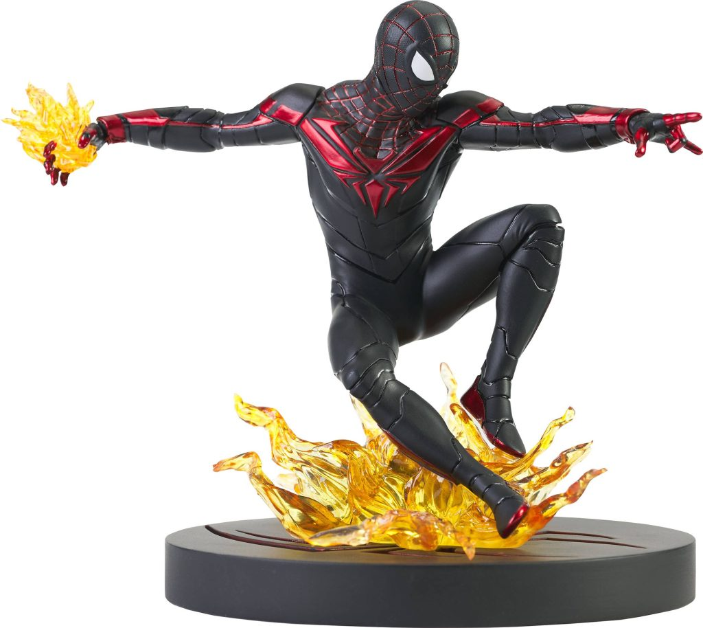 Spider-Man Miles Morales PVC Statue