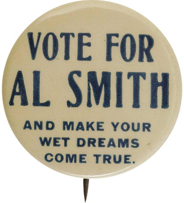 Vote for Al Smith and Make Your Wet Dreams Come True