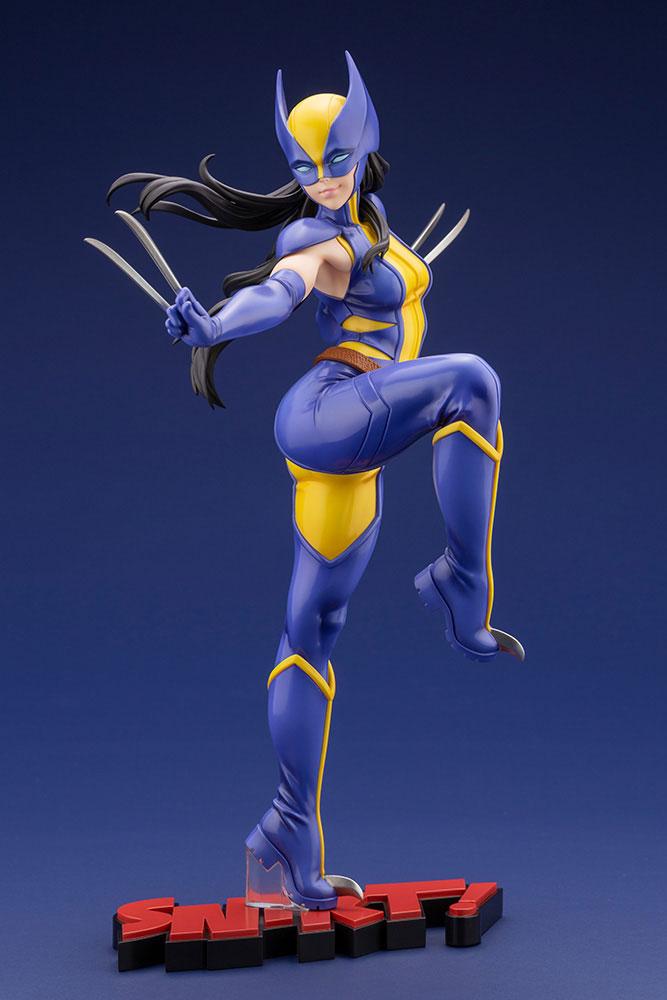 Wolverine Bishoujo Statue